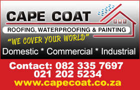 Cape Coat Roofing, Waterproofing & Painting